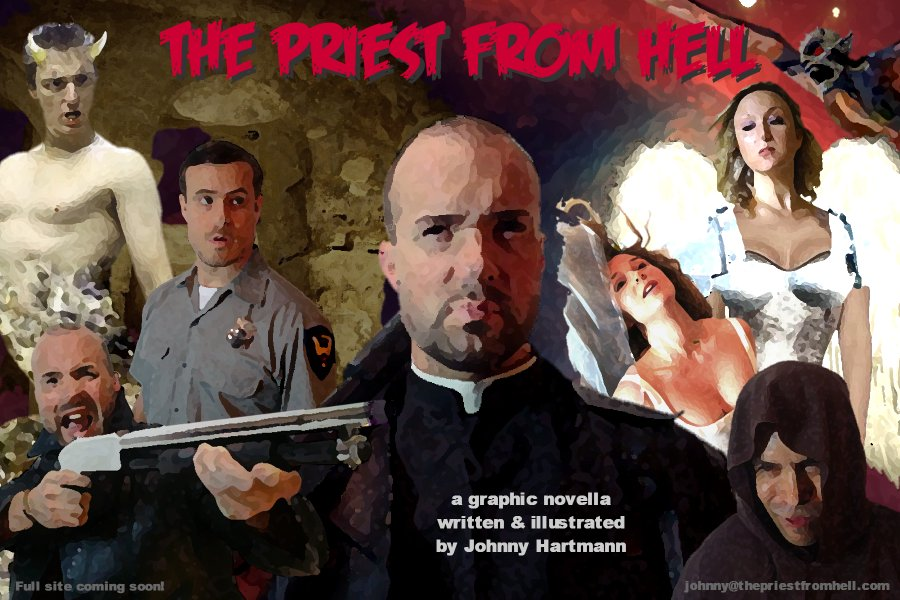 The Priest From Hell